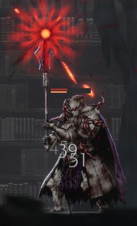 Ender Lilies Advanced Knight