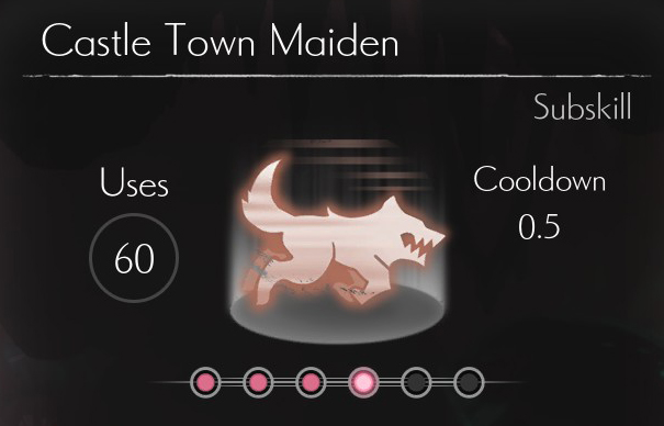 Castle Town Maiden