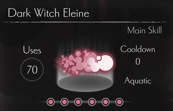 Dark Witch Eleine