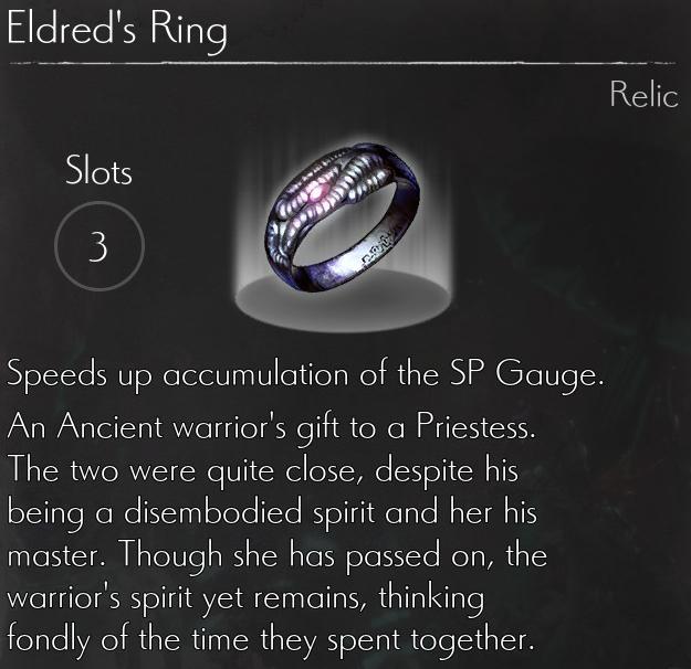 Eldred's Ring
