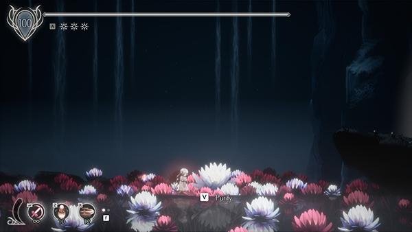 Ender Lilies Bad Ending