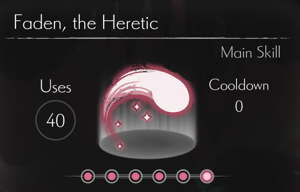 Faden, the Heretic