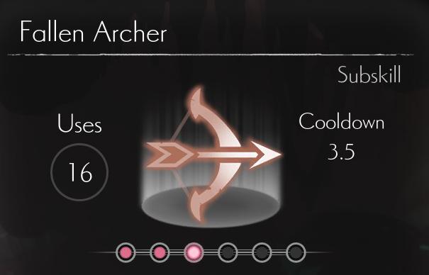 Fallen Archer
