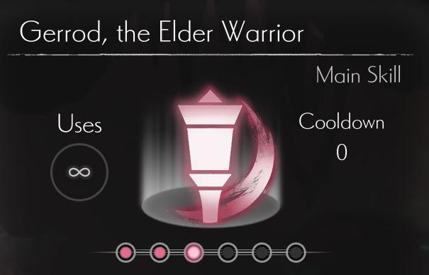 Gerrod, the Elder Warrior