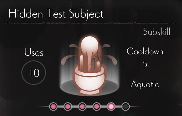 Hidden Test Subject