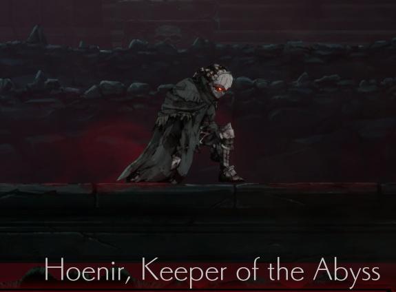 Hoenir Keeper Of Abyss Ender Lilies