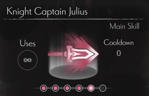 Knight Captain Julius