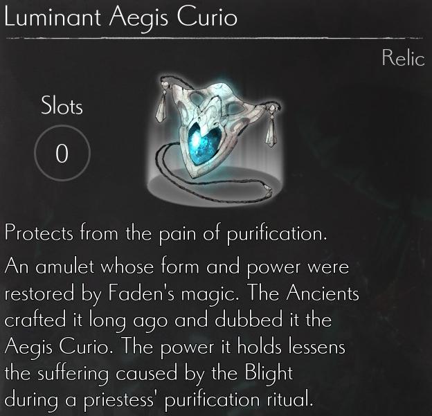 Luminant Aegis Curios