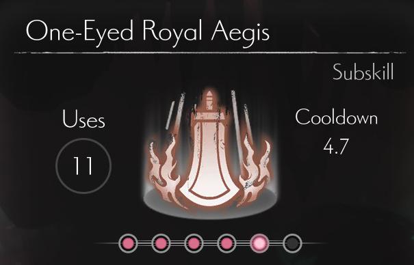 One-Eyed Royal Aegis