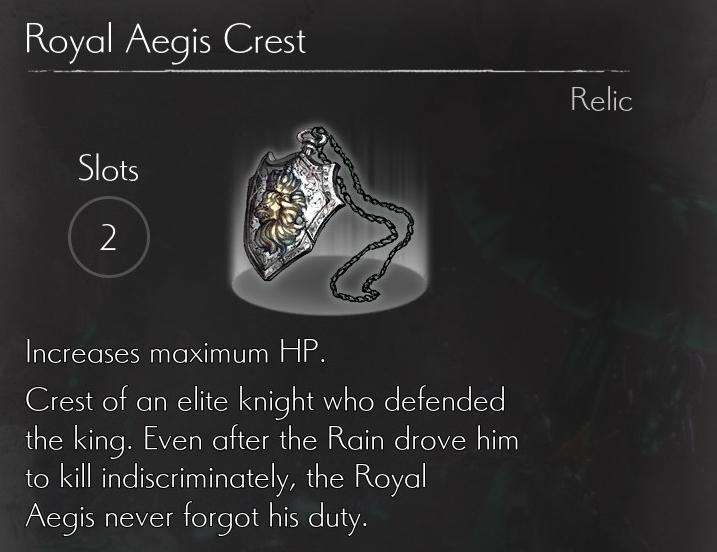 Royal Aegis Crest