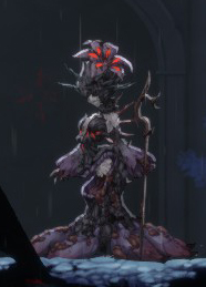 Ender Lilies Tree Witch
