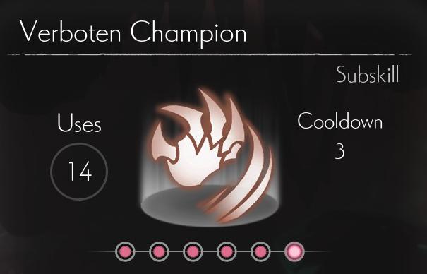 Verboten Champion