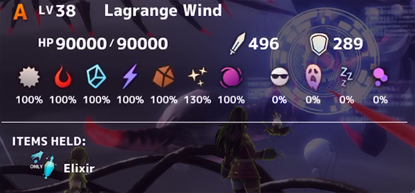 Lagrange Wind Stats