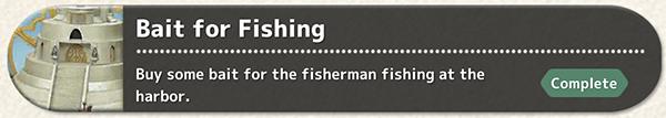 Bait For Fishing Fantasian