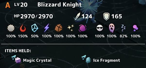 Blizzard Knight