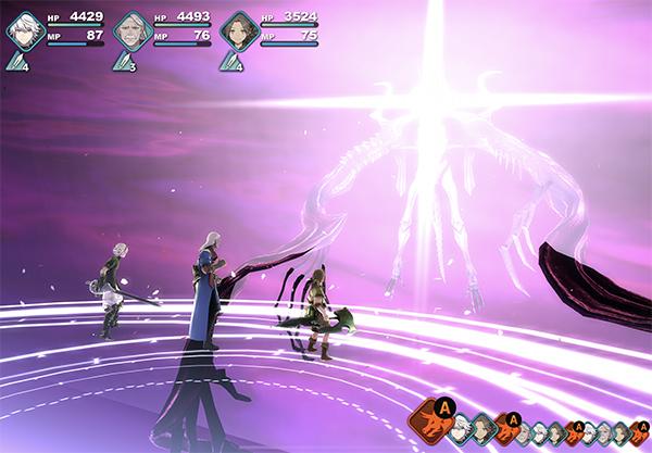 Eternal Darkness Boss Fight Fantasian