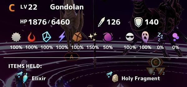 Gondolan
