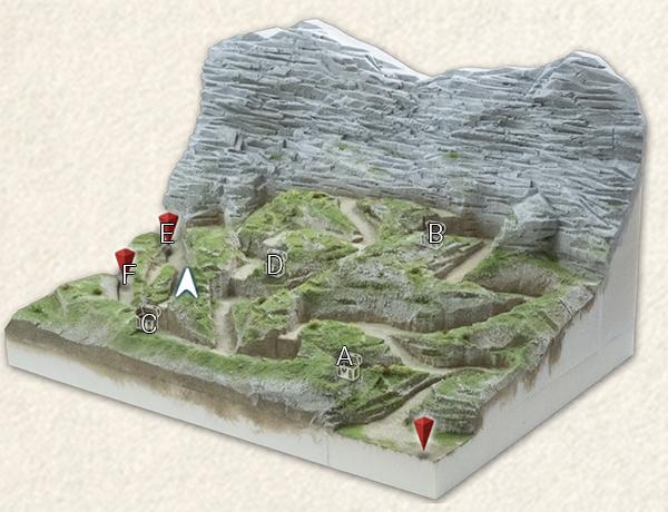 Hidden Valley: Triple Path