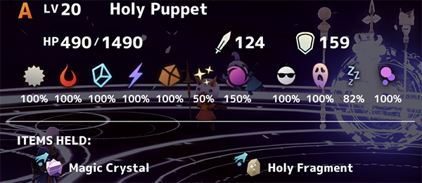 Holy Puppet