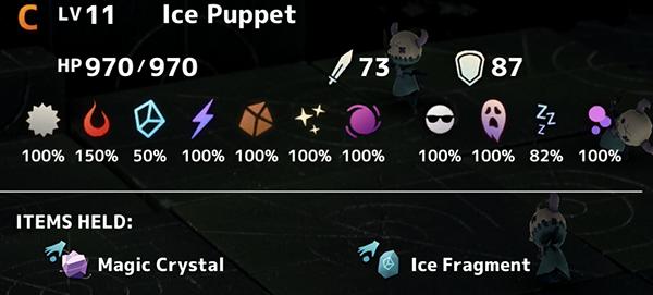 Ice Puppet