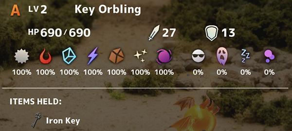 Key Orbling