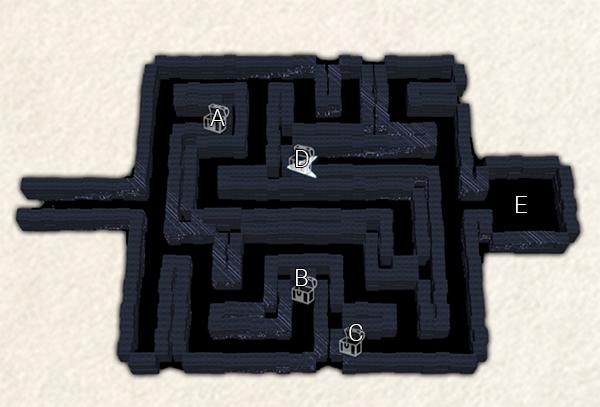 Labyrinth Of Trials - Lightning