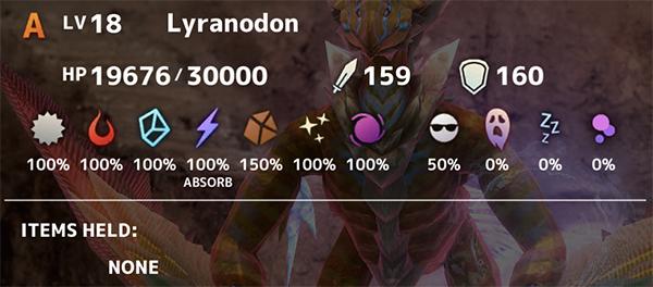 Lyranodon Fantasian