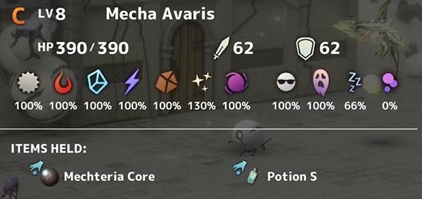 Mecha Avaris