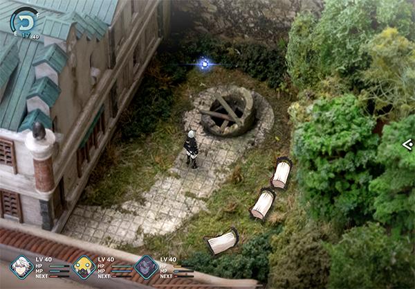 Leo House Backyard