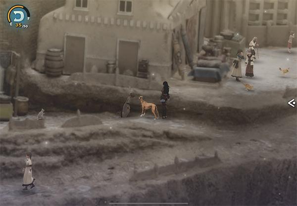 En - New District Missing Dogs