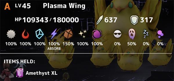 Plasma Wing Boss