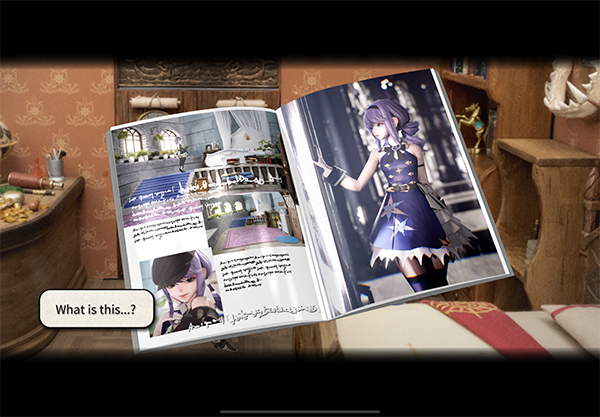 Princess Cheryl - Magazine