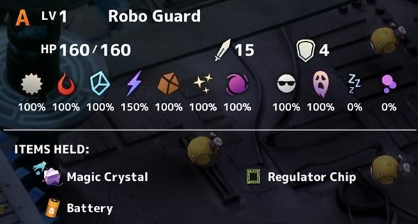 Robo Guard Fantasian