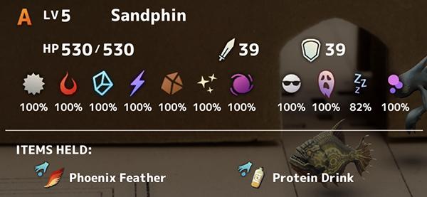 Sandphin