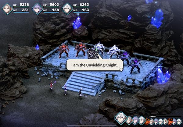 Unyielding Knight