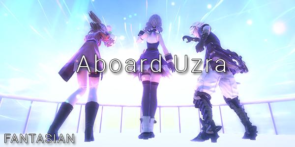 Fantasian - Aboard Uzra - Walkthrough Part 5