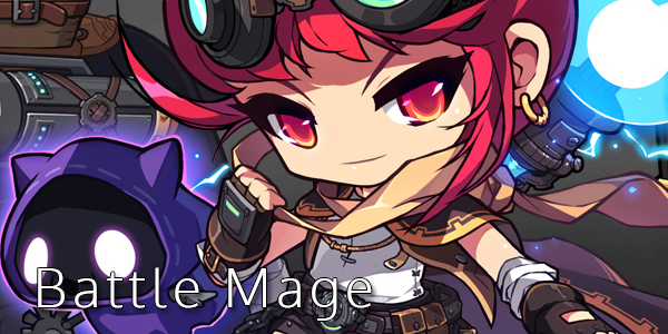 MapleStory Battle Mage Skill Build Guide