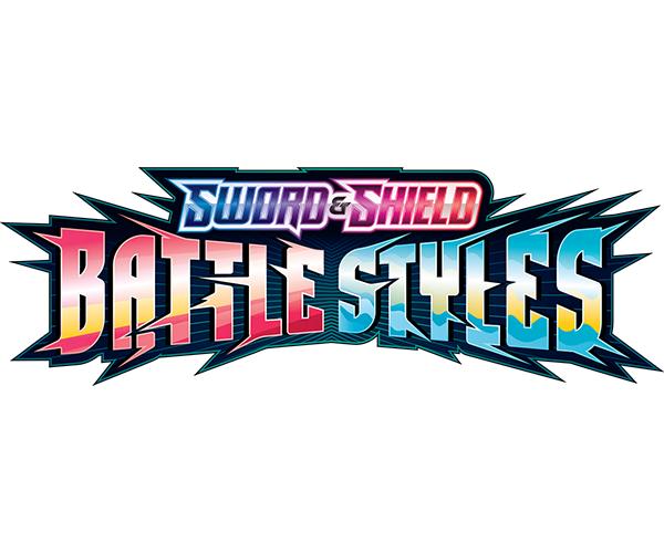 Pokemon TCG - Battle Styles Card List