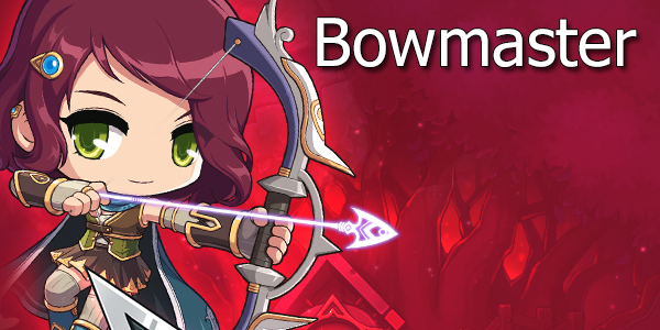 MapleStory Bowmaster Skill Build Guide