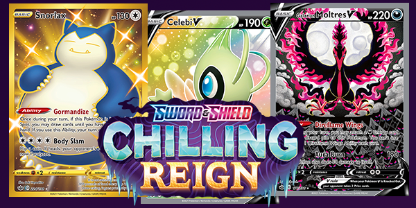 Chilling Reign - Best Cards To Pull - Pokemon TCG