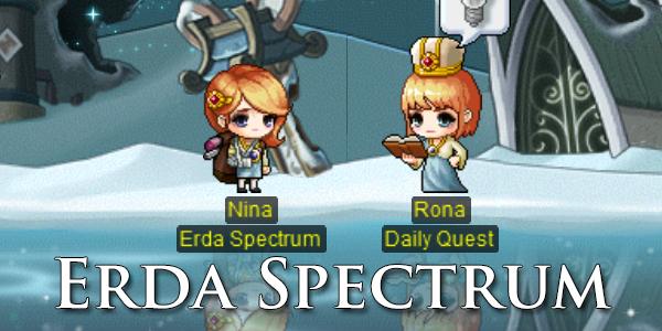MapleStory Erda Spectrum Guide