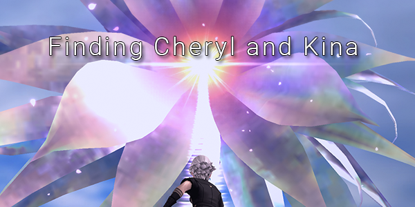 Fantasian - Finding Cheryl and Kina - Part 16 - Walkthrough