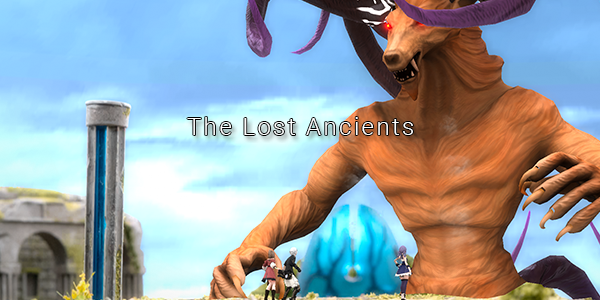 Fantasian - Shangri-La - The Lost Ancients - Ez and The Guild - Part 21 - Walkthrough