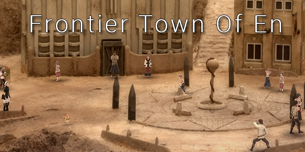 Fantasian - Frontier Town Of En - Walkthrough Part 2