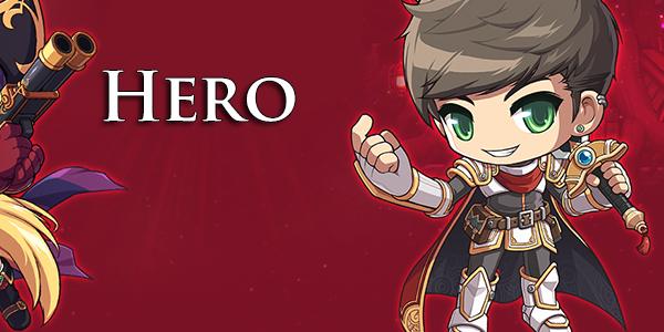 MapleStory Hero Skill Build Guide