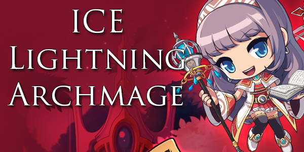 MapleStory Ice Lightning Archmage Skill Build Guide