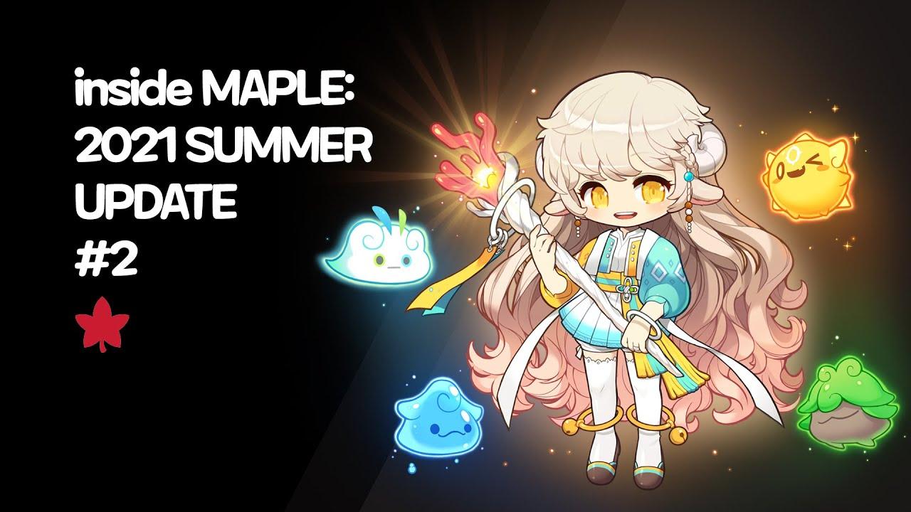 New MapleStory Class: Lara