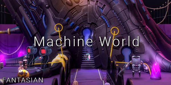 Fantasian - Machine World - Walkthrough - Part 9