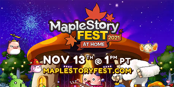 MapleStory Fest 2021 Overview