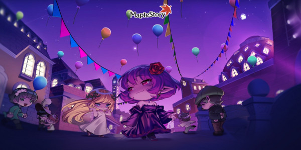 MapleStory Arcane Umbra Equipment